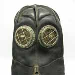 Helmet, Smoke; The Vajen Helmet Co; 1890; Object 1994.3724.502; From Wellington Museum